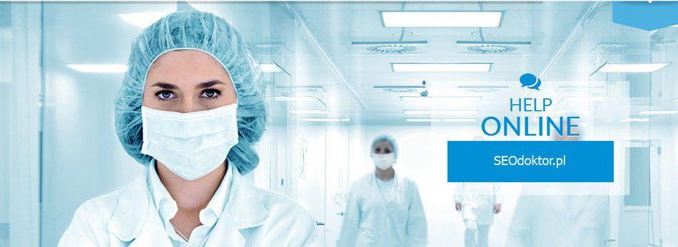 Tworzenie i pozycjonowanie serwisów medycznych